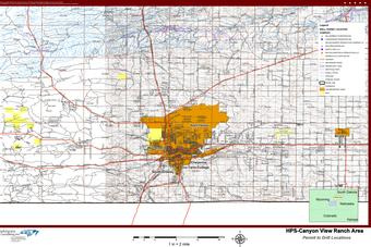 Select Energy Services - Oil and Gas Well Mapping